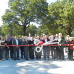 Cemetery improvements celebrated