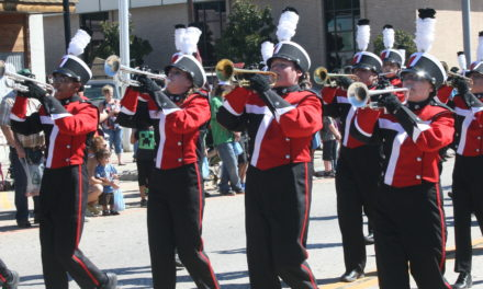 Annual meeting, festival parade is Saturday