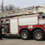 City's new fire truck arrives