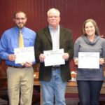 Local school board members honored by state organization