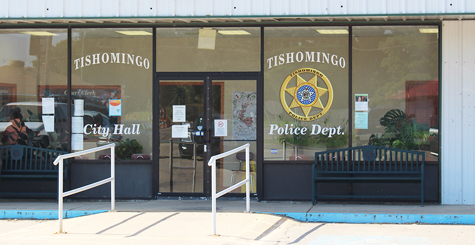 Kelly out as Tishomingo's city manager