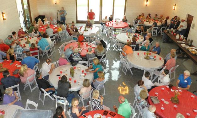 THS Alumni Gather For Annual Reunion