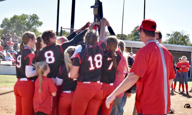 LADY INDIANS TAKE STATE CHAMPIONSHIP