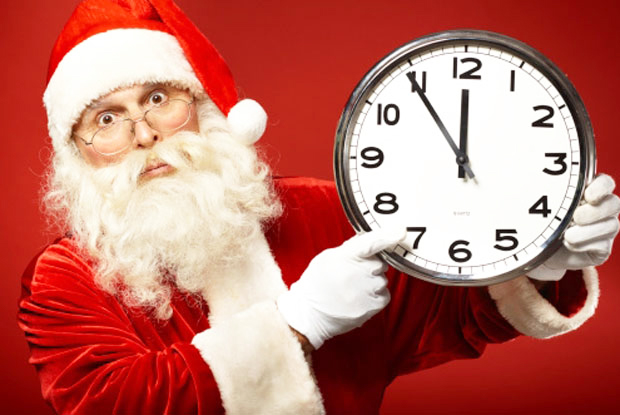 No time to dawdle, kids… letters to Santa due Dec. 13