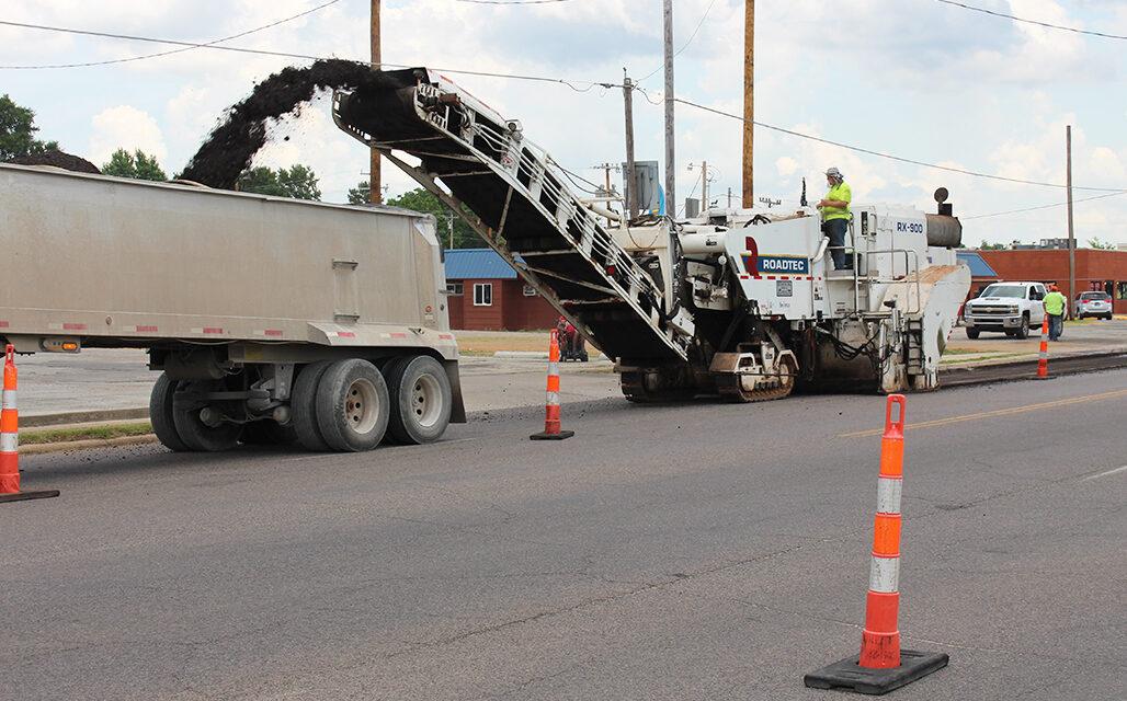 Major closure for Main Street starts Thursday