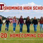 THS Homecoming Royalty