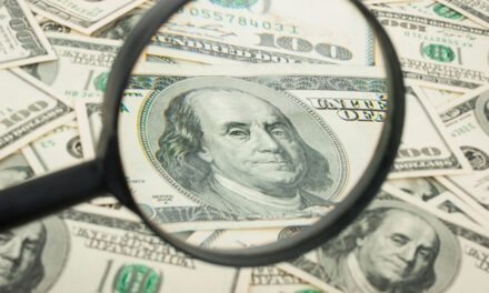 Counterfeit $100 bill received at Treasurer's office