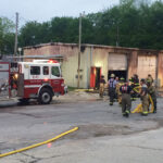 Tuesday fire at Ravia city barn still under investigation