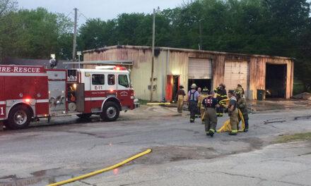 Tuesday fire at Ravia city barn still under investigation