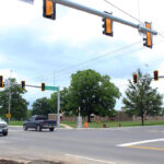 Newest Main Street traffic signal now operational